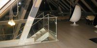 Stikla margas 9